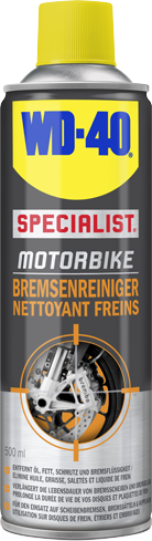 wd 40 specialist motorbike bremsenreiniger ofc shop. Black Bedroom Furniture Sets. Home Design Ideas
