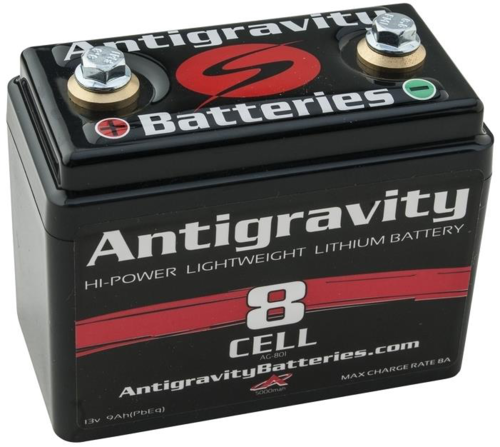 Antigravity Lithium-Ionen Batterie