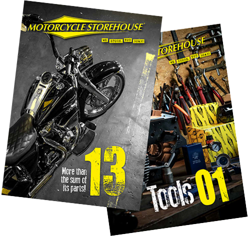 Motorcycle Storehouse Katalog Volume 13